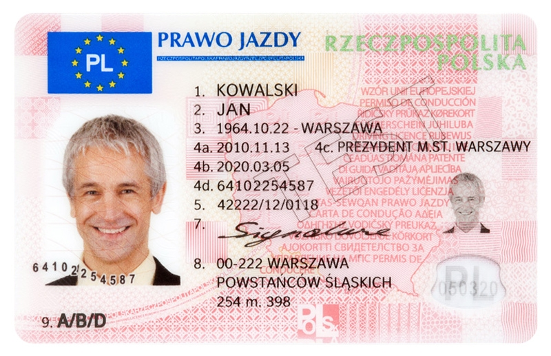 New Pwpw Produce Pl To Driver's Ready Licenses